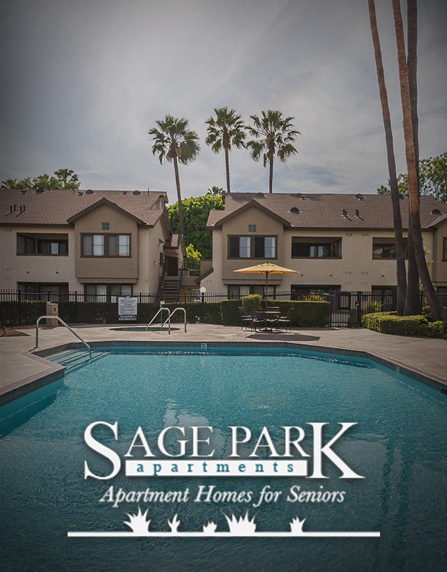 Sage Park Senior Apartment Homes Property Photo