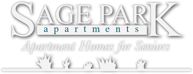 Sage Park Senior Apartment Homes Logo